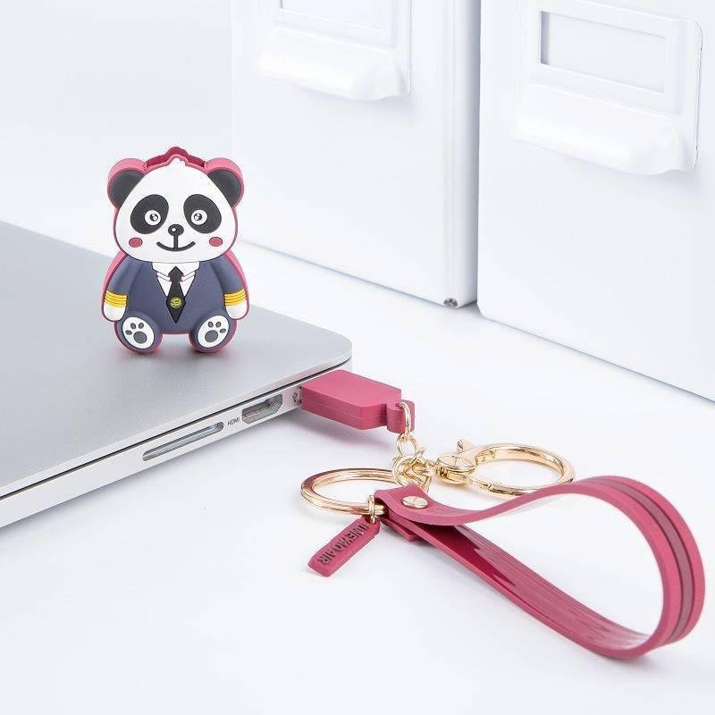 吉祥航空公仔系列U盘(16G)--熊猫机长