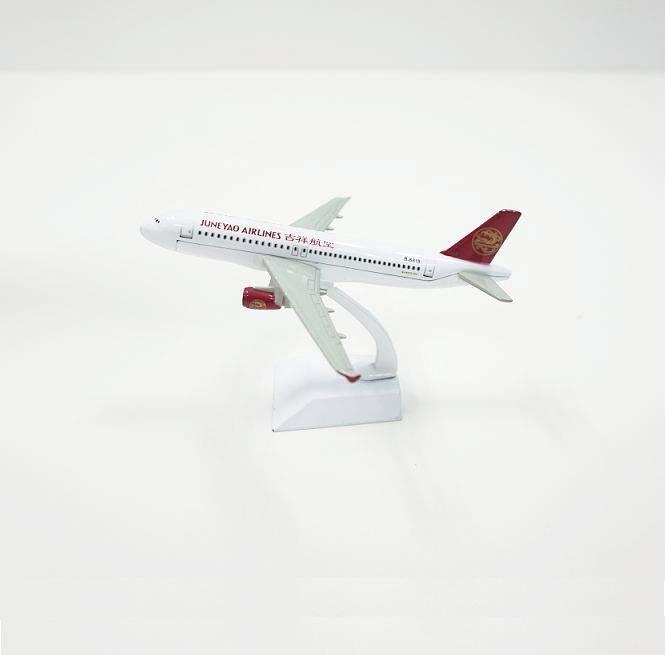 吉祥航空定制1:300锌合金飞机(A320)