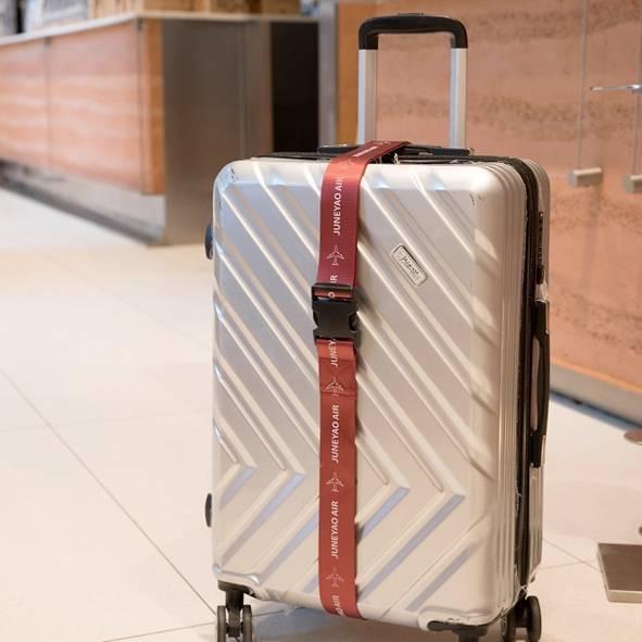 吉祥航空定制行李箱打包带