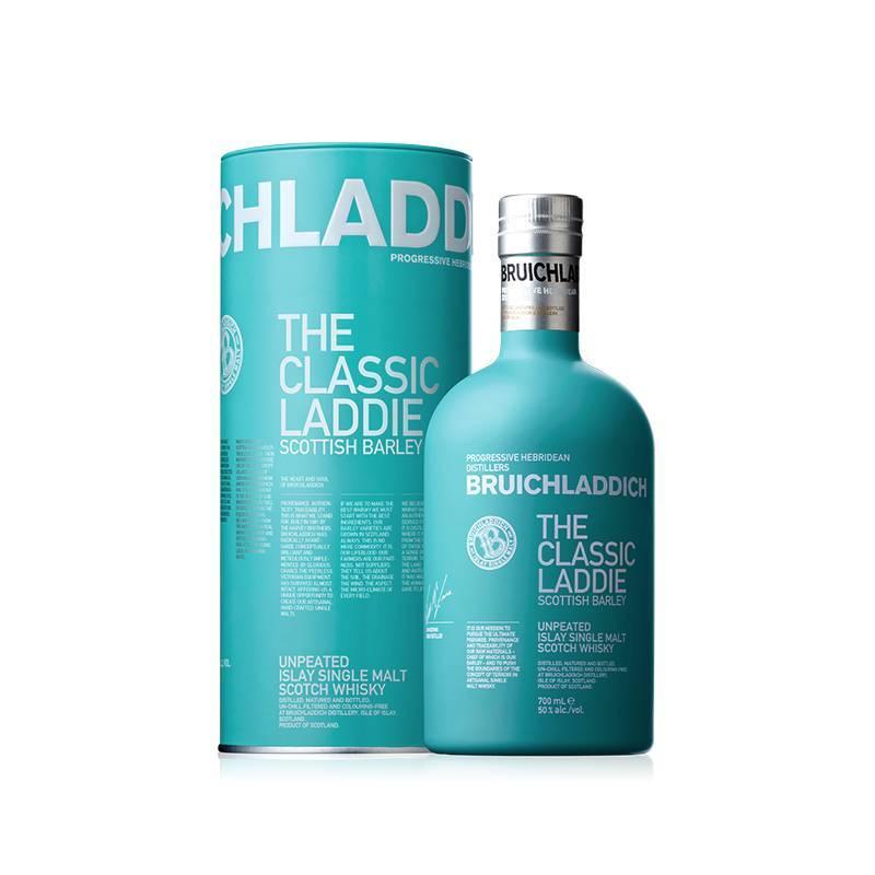 【宅酒公社】布赫拉迪BRUICHLADDICH 苏格兰麦芽经典单一麦芽苏格兰威士忌700ml