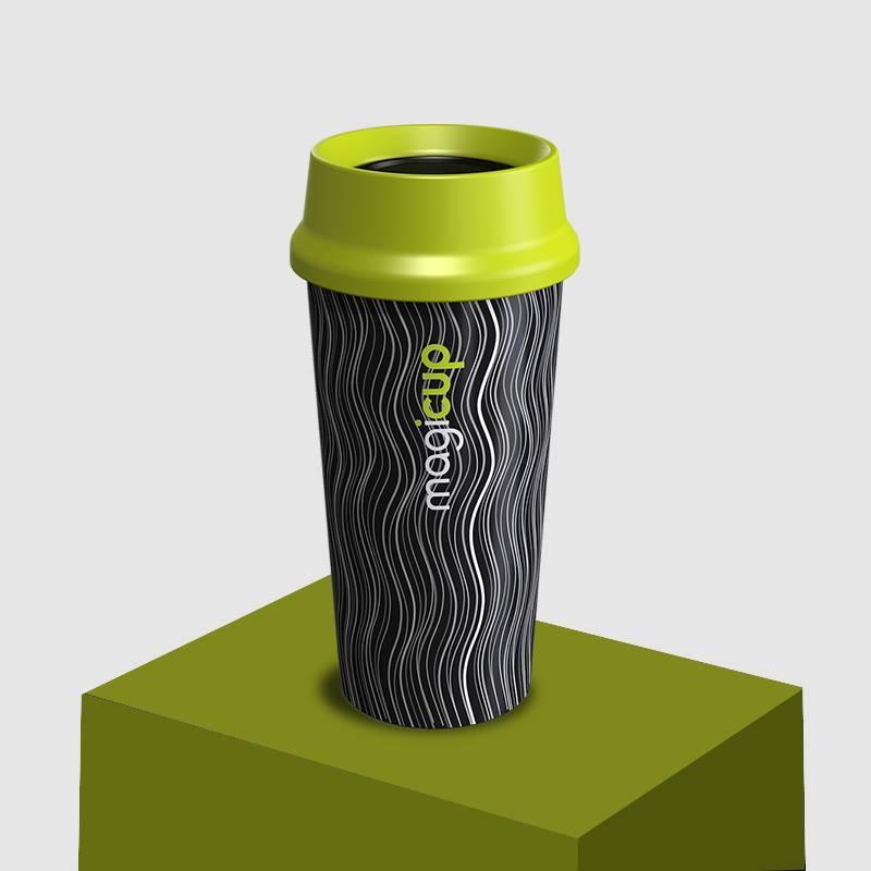 英国原产magicup咖啡杯水杯杯子