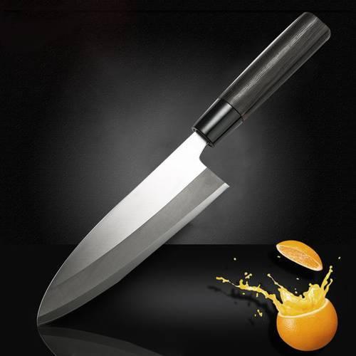 日本原产Tojiro藤次郎V银钢三德刀多用刀厨刀F-380