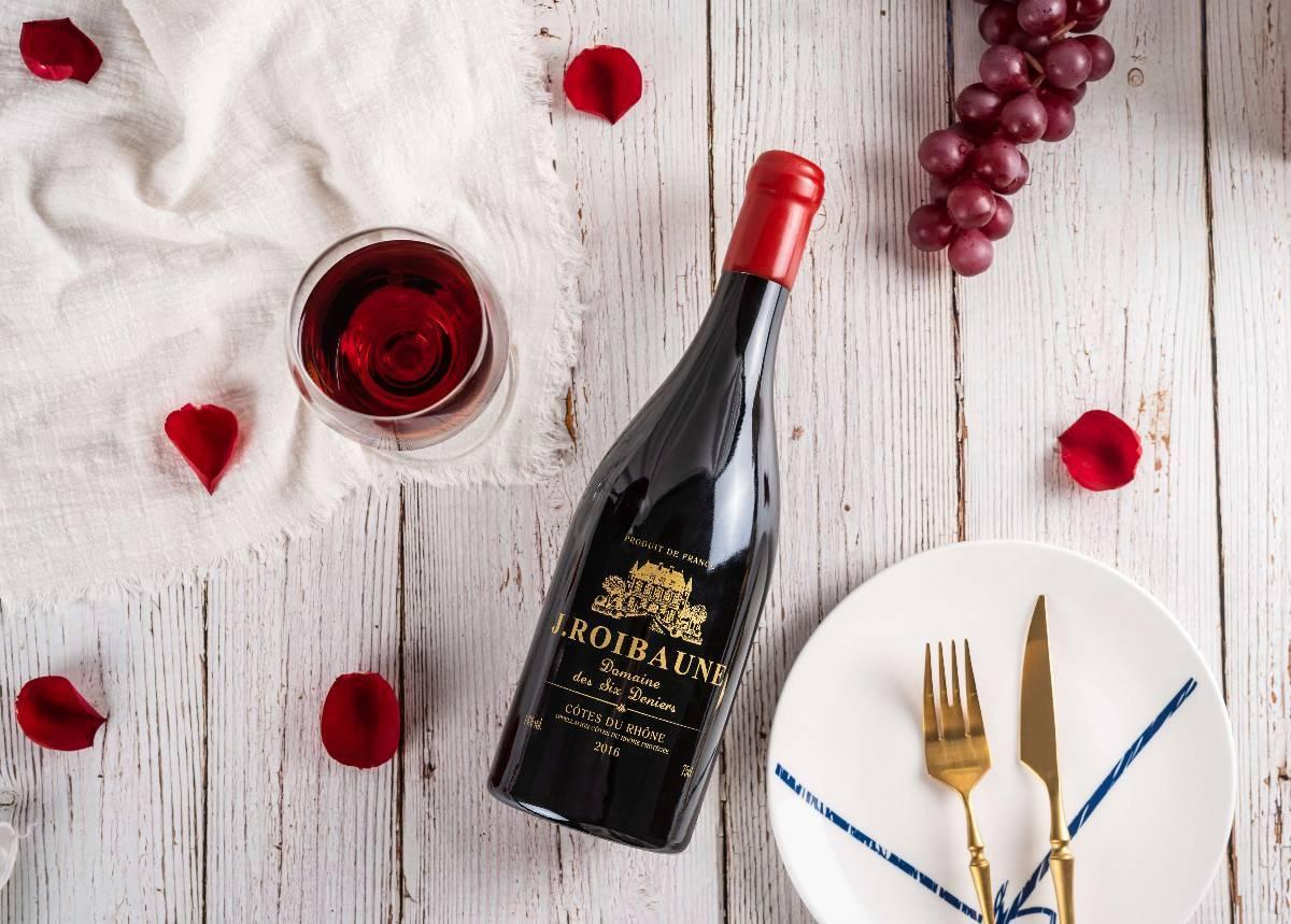 【六支套装】杰罗堡干红葡萄酒单一箱6瓶(买2箱送1箱 拍2发3)