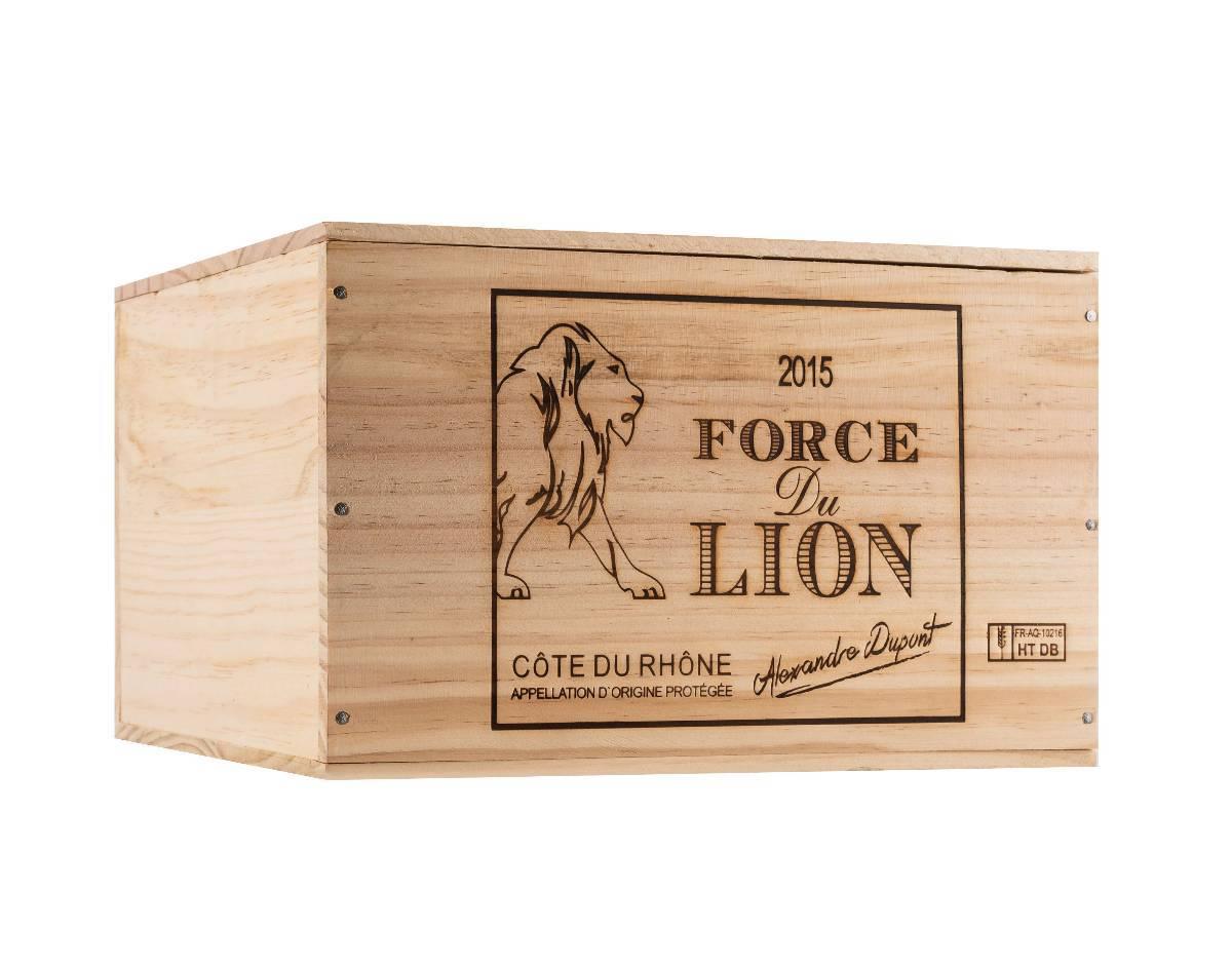 【六支套装】雄狮酒堡干红葡萄酒整箱6瓶(买2箱送1箱 拍2发3)