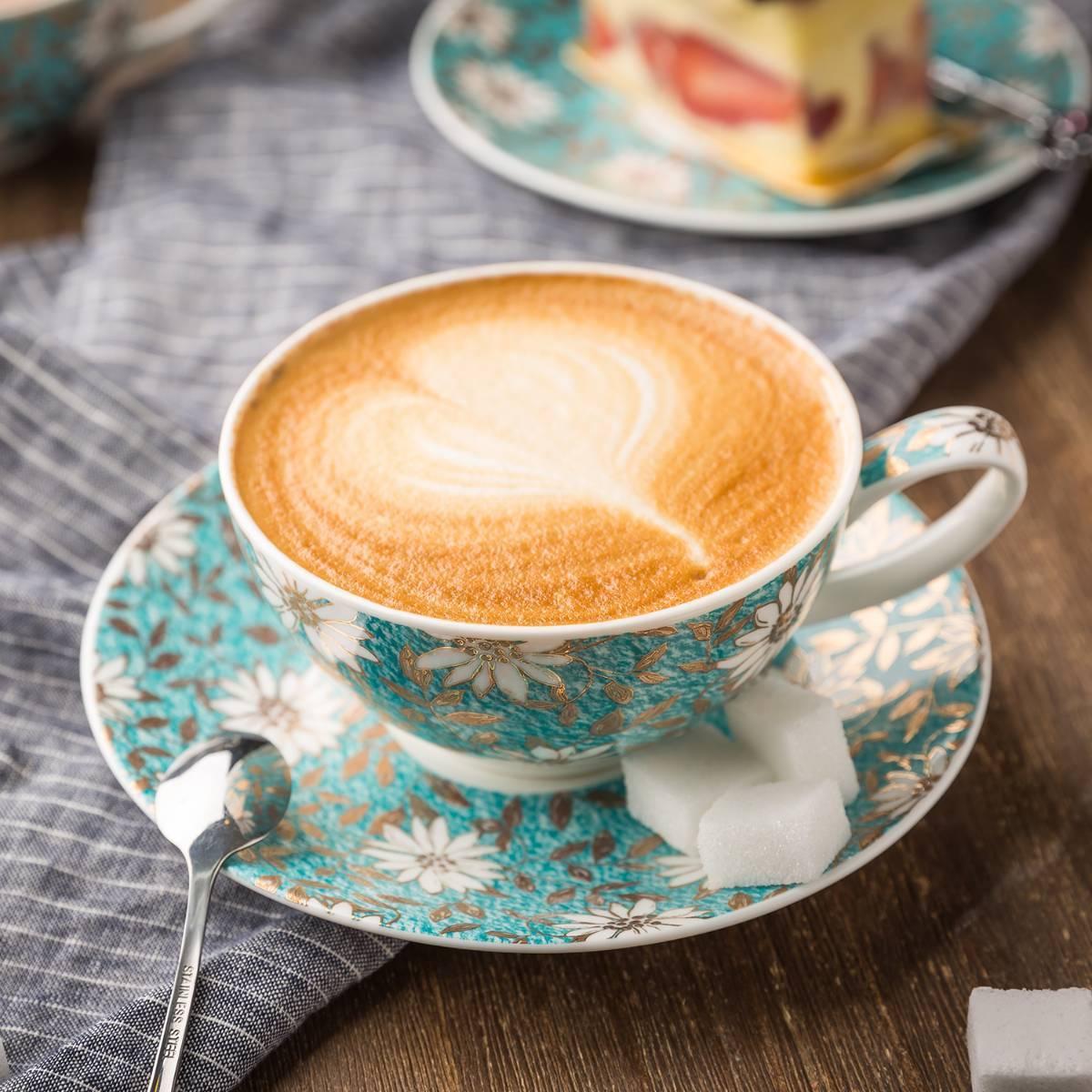 英国原产DUNOON丹侬骨瓷茶杯水杯茶具