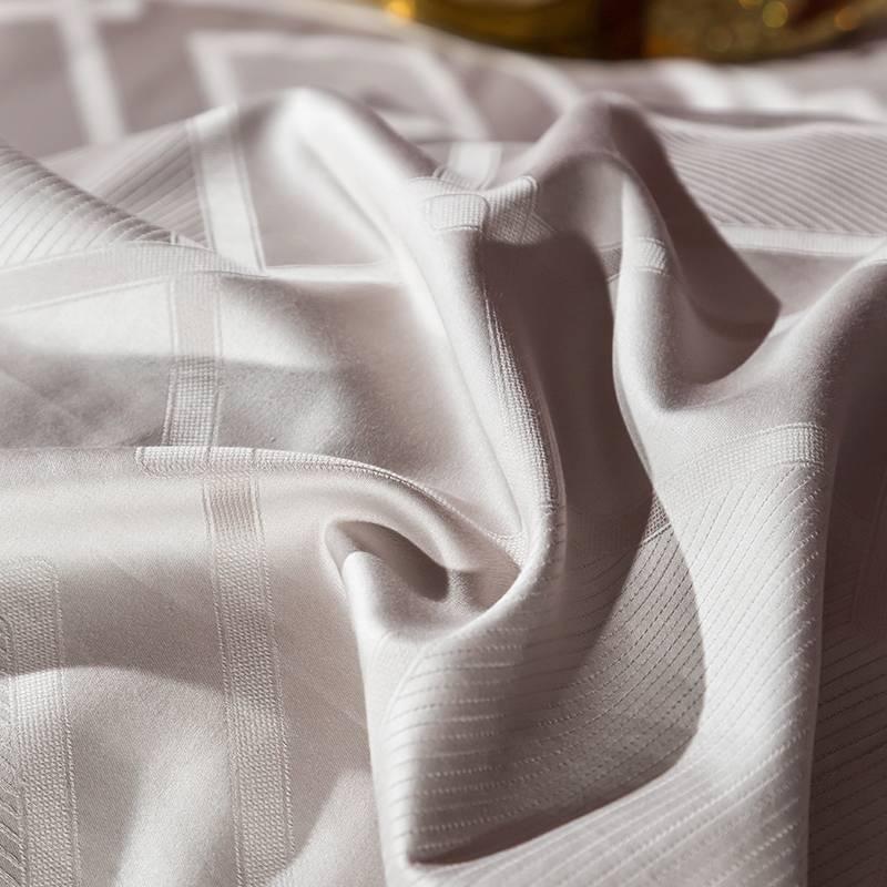 床上四件套全棉纯棉被套四件套床上用品星级酒店艾利斯全棉简约床品套件