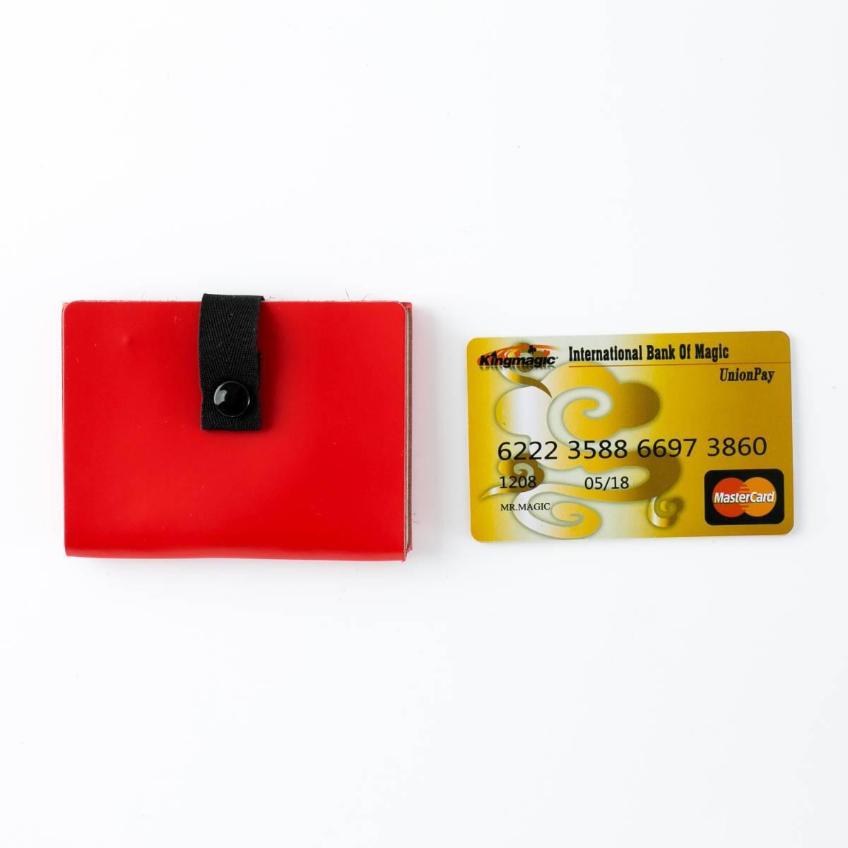 芬兰原产PRIVATE CASE 简约银行卡包名片夹证件包