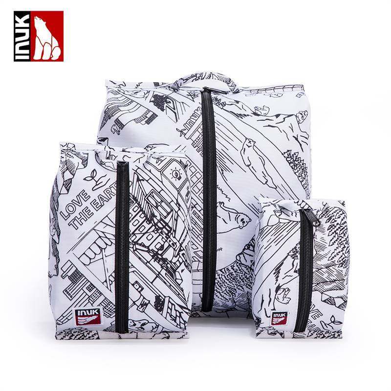 INUK收纳袋打包袋整理袋三件套